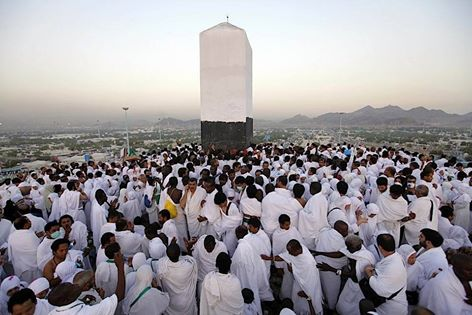 Ministry of Hajj launched an electronic system to follow the movements of pilgrims in Mecca and the holy sites