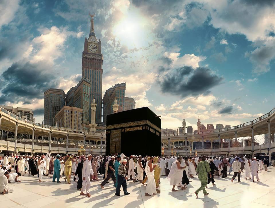 السعوديه استقبلت 3 ملايين وسبعمائة الف معتمر منذ بداية الموسم